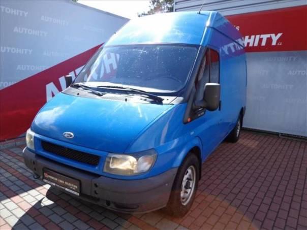 Ford Transit 2.4 TDCi 90 T330*ČR,1.majitel, foto 1 Užitkové a nákladní vozy, Do 7,5 t | spěcháto.cz - bazar, inzerce zdarma