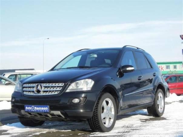 Mercedes-Benz Třída ML 420 CDi *AUTOKLIMA*GPS NAVI*, foto 1 Auto – moto , Automobily | spěcháto.cz - bazar, inzerce zdarma