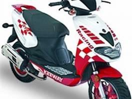Keeway  RY8 50 - nový, doprodej , Auto – moto , Motocykly a čtyřkolky  | spěcháto.cz - bazar, inzerce zdarma