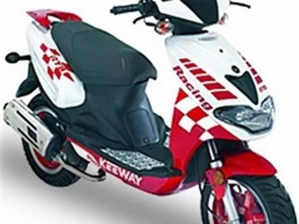 Keeway  RY8 50 - nový, doprodej, foto 1 Auto – moto , Motocykly a čtyřkolky | spěcháto.cz - bazar, inzerce zdarma