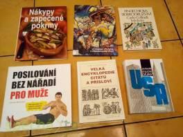 Prodám knihy viz text a foto od 40 Kč a víc , Hobby, volný čas, Knihy    spěcháto.cz - bazar, inzerce zdarma