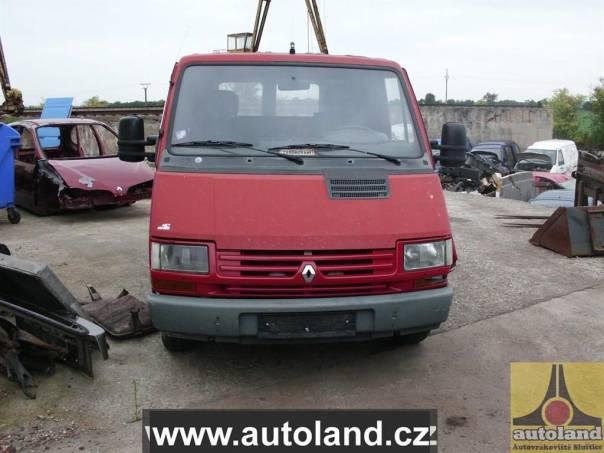 Renault Trafic 2,5, foto 1 Náhradní díly a příslušenství, Ostatní | spěcháto.cz - bazar, inzerce zdarma