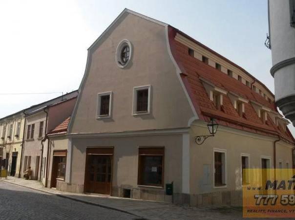 Pronájem nebytového prostoru, Telč - Telč-Vnitřní Město, foto 1 Reality, Nebytový prostor | spěcháto.cz - bazar, inzerce