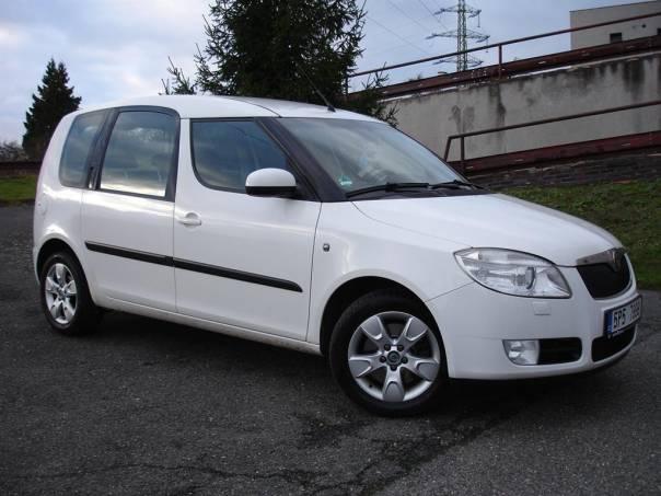 Škoda Roomster 1.9TDi/08/PARKTRONIC/ALU/KLIMATRONIC/NAVI, foto 1 Auto – moto , Automobily | spěcháto.cz - bazar, inzerce zdarma