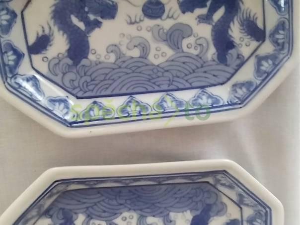 dvě staré, malé misky s čínskou malbou, foto 1 Hobby, volný čas, Sběratelství a starožitnosti | spěcháto.cz - bazar, inzerce zdarma
