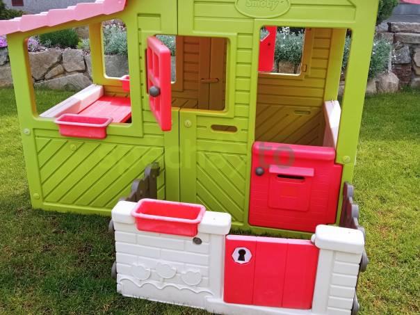 Zahradní domeček Smoby , foto 1 Pro děti, Školní potřeby  | spěcháto.cz - bazar, inzerce zdarma