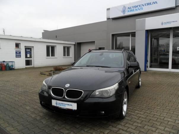 BMW Řada 5 3,0 d, foto 1 Auto – moto , Automobily | spěcháto.cz - bazar, inzerce zdarma