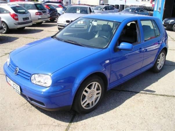 Volkswagen Golf 1,6i KLIMATRONIK RECARO, foto 1 Auto – moto , Automobily | spěcháto.cz - bazar, inzerce zdarma