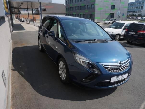Opel Zafira 1.6 TURBO CNG 16V TOURER, foto 1 Auto – moto , Automobily | spěcháto.cz - bazar, inzerce zdarma