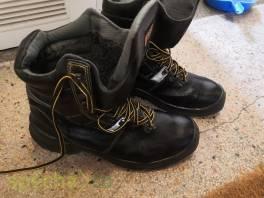Bezpečnostní pracovní obuv , Móda a zdraví, Pánská obuv  | spěcháto.cz - bazar, inzerce zdarma