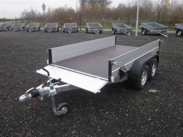 ZV 31 B2 ALU 3,01/1,55/0,35-2, foto 1 Užitkové a nákladní vozy, Přívěsy a návěsy | spěcháto.cz - bazar, inzerce zdarma