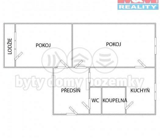 Prodej bytu 2+1, Zábřeh, foto 1 Reality, Byty na prodej | spěcháto.cz - bazar, inzerce