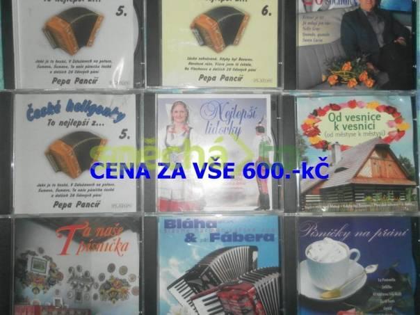 CD-dechovky, foto 1 Hobby, volný čas, Hudba   spěcháto.cz - bazar, inzerce zdarma