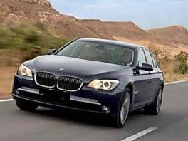 BMW Řada 7 3,0 Limousine-NOVÝ MODEL
