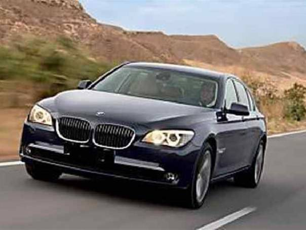 BMW Řada 7 3,0 Limousine-NOVÝ MODEL, foto 1 Auto – moto , Automobily   spěcháto.cz - bazar, inzerce zdarma