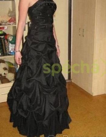Prodám společenské šaty   šaty na maturák 01b689a8c28