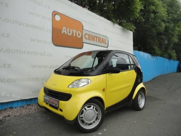 Smart Fortwo 0.6i panorama, foto 1 Auto – moto , Automobily | spěcháto.cz - bazar, inzerce zdarma