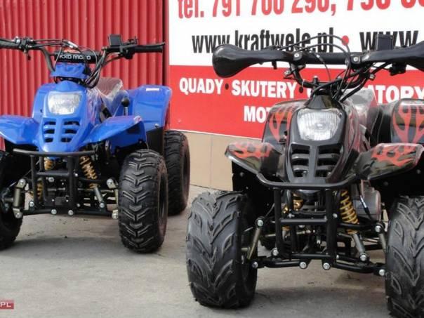 QUAD 125 MODEL B, foto 1 Auto – moto , Motocykly a čtyřkolky | spěcháto.cz - bazar, inzerce zdarma