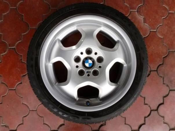 BMW  Sada orig. Alu Kol M3 17, foto 1 Náhradní díly a příslušenství, Osobní vozy | spěcháto.cz - bazar, inzerce zdarma
