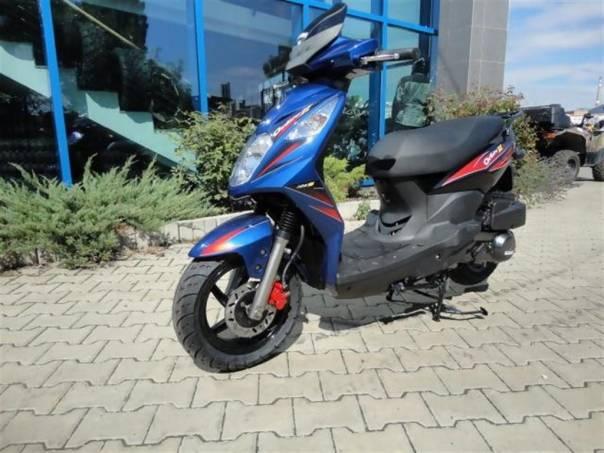HD Orbit 125, foto 1 Auto – moto , Motocykly a čtyřkolky | spěcháto.cz - bazar, inzerce zdarma