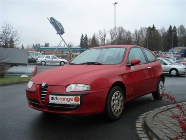 Alfa Romeo 147 1,6i 16V T.Spark, foto 1 Auto – moto , Automobily | spěcháto.cz - bazar, inzerce zdarma