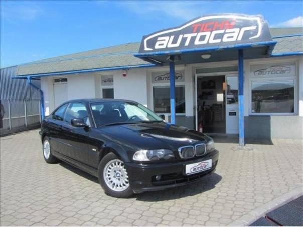 BMW Řada 3 318Ci,Digi Klima,serviska   1., foto 1 Auto – moto , Automobily | spěcháto.cz - bazar, inzerce zdarma