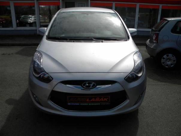 Hyundai ix20 1.4i 66kW KLIMA,ČR,1MAJ,SERVIS, foto 1 Auto – moto , Automobily | spěcháto.cz - bazar, inzerce zdarma
