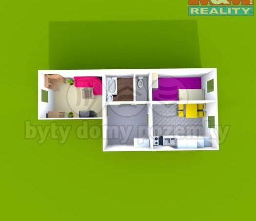 Prodej bytu 2+1, Vyškov, foto 1 Reality, Byty na prodej | spěcháto.cz - bazar, inzerce