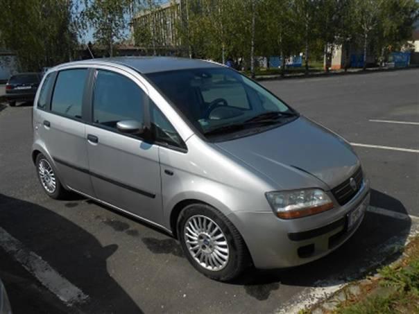 Fiat Idea 1,4 KLIMA TOP STAV, foto 1 Auto – moto , Automobily | spěcháto.cz - bazar, inzerce zdarma