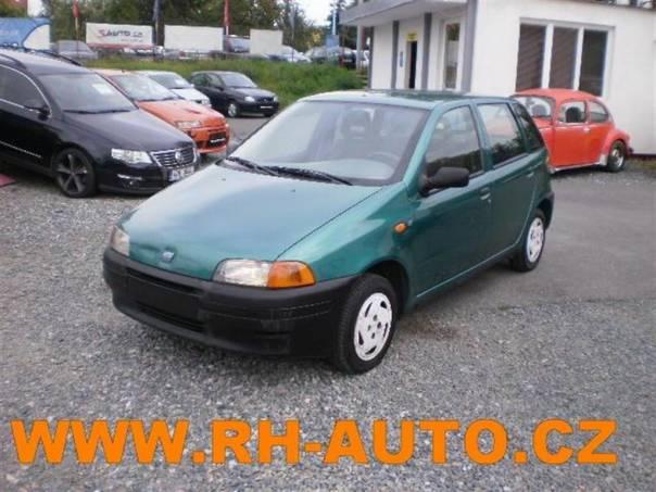 Fiat Punto 1,1 I PĚKNÝ STAV!!, foto 1 Auto – moto , Automobily | spěcháto.cz - bazar, inzerce zdarma