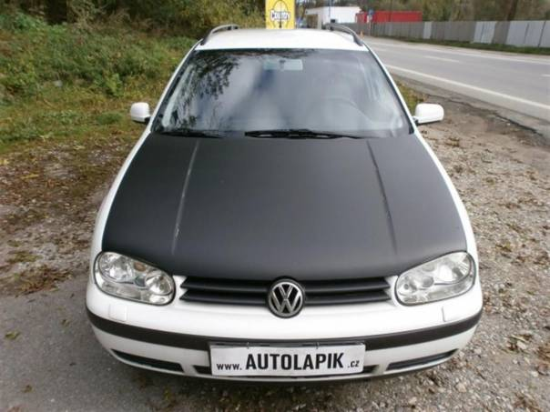 Volkswagen Golf 1,9TDi 66kW kombi AUTOMAT, foto 1 Auto – moto , Automobily | spěcháto.cz - bazar, inzerce zdarma