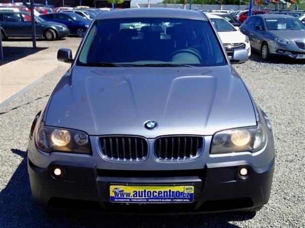 BMW X3 3.0D MANUÁL - DIGI, foto 1 Auto – moto , Automobily | spěcháto.cz - bazar, inzerce zdarma