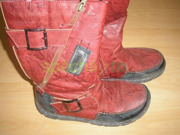 Zimní boty vel.42 b83e6cce7f