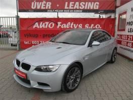 BMW M3 4.0i 309KW ČR 1MAJ SERVISKA