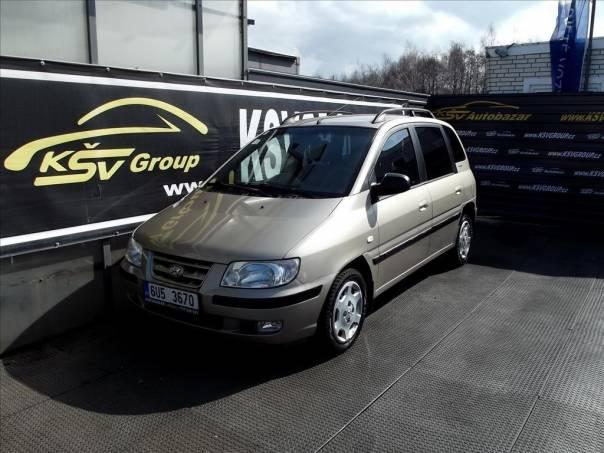 Hyundai Matrix 1,5   CRDI,serviska, foto 1 Auto – moto , Automobily | spěcháto.cz - bazar, inzerce zdarma