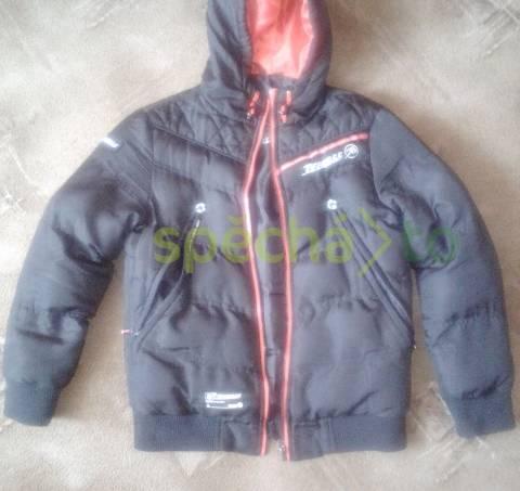 zchlapecké zimní bunda, foto 1 Pro děti, Dětské oblečení  | spěcháto.cz - bazar, inzerce zdarma