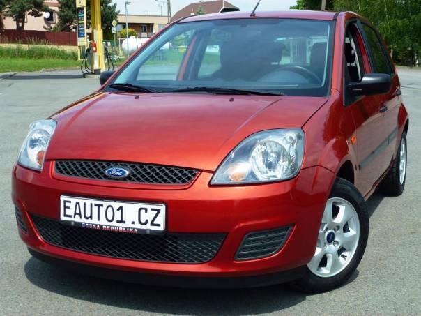 Ford Fiesta 1.3i 2007 70.000km Serviska 1.Majitel, foto 1 Auto – moto , Automobily | spěcháto.cz - bazar, inzerce zdarma