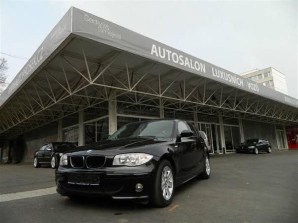 BMW Řada 1 120d Automat, foto 1 Auto – moto , Automobily | spěcháto.cz - bazar, inzerce zdarma