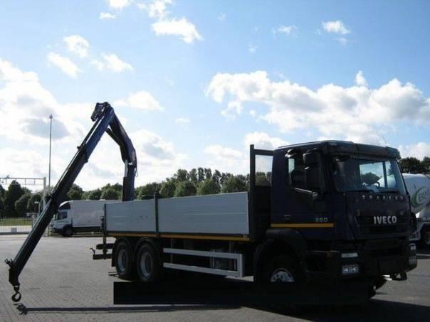 Iveco  AD260T36 6x4, hydr.ruka, foto 1 Užitkové a nákladní vozy, Nad 7,5 t | spěcháto.cz - bazar, inzerce zdarma