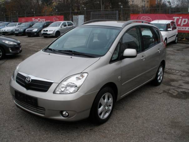 Toyota Corolla Verso 2,0 D-4D,1.majitel, foto 1 Auto – moto , Automobily | spěcháto.cz - bazar, inzerce zdarma