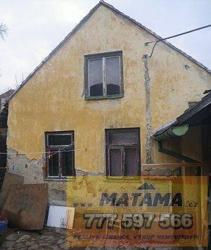 Prodej domu 1+1, Jemnice, foto 1 Reality, Domy na prodej | spěcháto.cz - bazar, inzerce