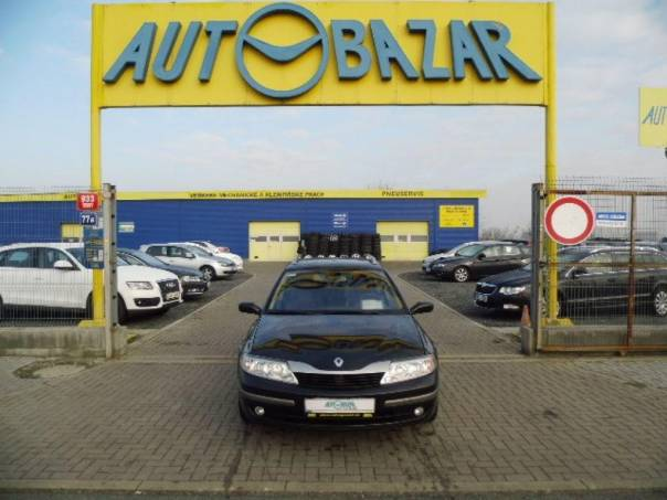 Renault Laguna 1,9 DCi 88kw, foto 1 Auto – moto , Automobily   spěcháto.cz - bazar, inzerce zdarma