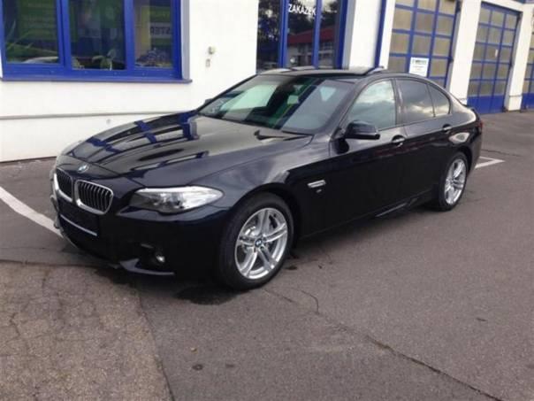 BMW Řada 5 525d xDrive MPAKET, Sedan, Carbon Black, foto 1 Auto – moto , Automobily | spěcháto.cz - bazar, inzerce zdarma