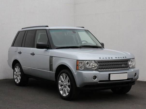 Land Rover Range Rover  4.2 V8, Serv.niha,ČR, xenon, foto 1 Auto – moto , Automobily | spěcháto.cz - bazar, inzerce zdarma