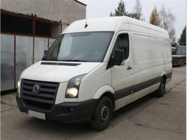 Volkswagen Crafter 2,5TDI, foto 1 Užitkové a nákladní vozy, Do 7,5 t | spěcháto.cz - bazar, inzerce zdarma