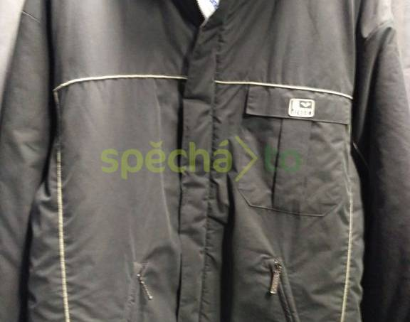 Pánská zimní bunda, foto 1 Pánské oděvy, Bundy, saka, kabáty | spěcháto.cz - bazar, inzerce zdarma