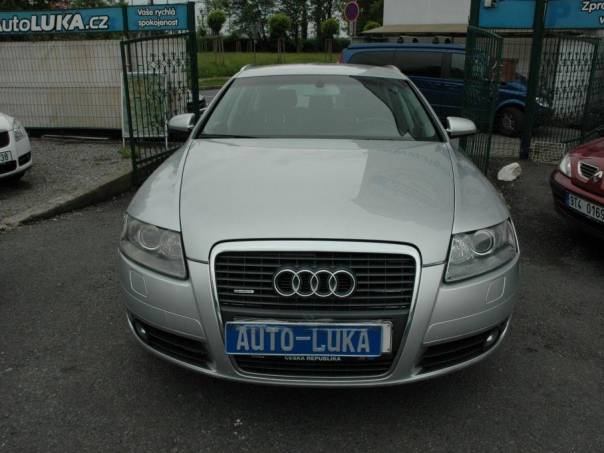 Audi A6 2,7 TDI 132 KW, foto 1 Auto – moto , Automobily | spěcháto.cz - bazar, inzerce zdarma