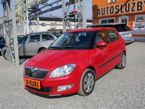 Škoda Fabia 1.6 TDi,serviska,114 tkm , foto 1 Auto – moto , Automobily | spěcháto.cz - bazar, inzerce zdarma