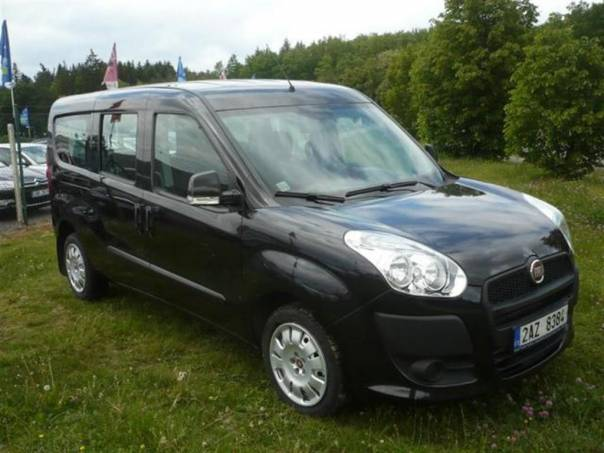 Fiat Dobló 1.6 JTDm, KLIMA, CZ - NOVÉ, foto 1 Auto – moto , Automobily   spěcháto.cz - bazar, inzerce zdarma