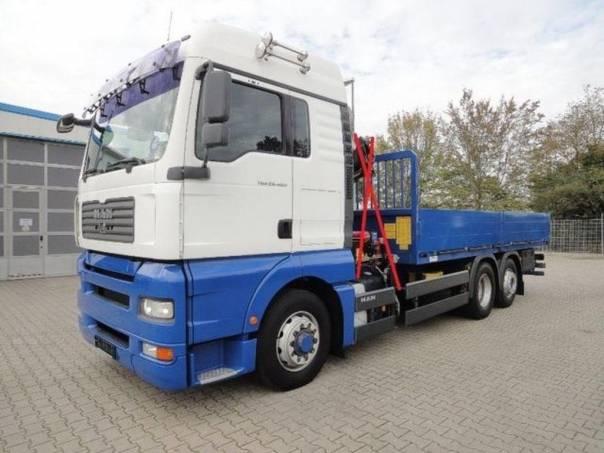 MAN  26.400 TGA 6x4, foto 1 Užitkové a nákladní vozy, Nad 7,5 t | spěcháto.cz - bazar, inzerce zdarma